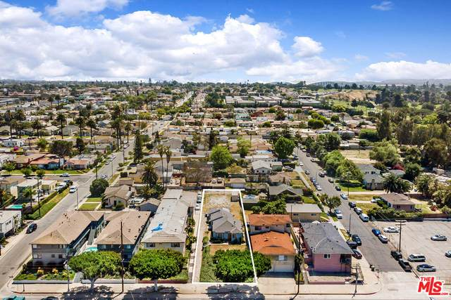 3520 W Florence Ave, Los Angeles, CA 90043 (#21-797204) :: The Bobnes Group Real Estate