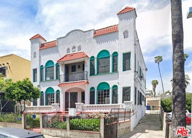 1431 Maltman Ave, Los Angeles, CA 90026 (#21-797278) :: The Bobnes Group Real Estate