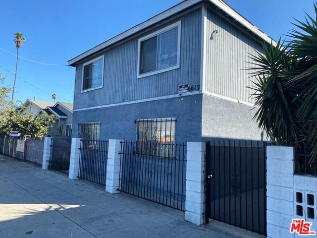 6612 S Figueroa St, Los Angeles, CA 90003 (MLS #21-797286) :: The Sandi Phillips Team