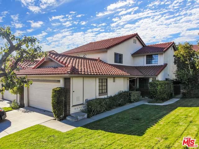 19401 Crystal Ridge Ln, PORTER RANCH, CA 91326 (#21-797300) :: Vida Ash Properties   Compass