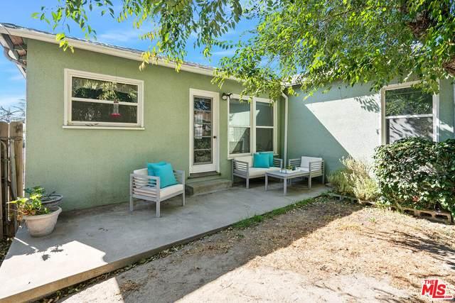 5174 Dawes Ave, Culver City, CA 90230 (MLS #21-797352) :: The John Jay Group - Bennion Deville Homes