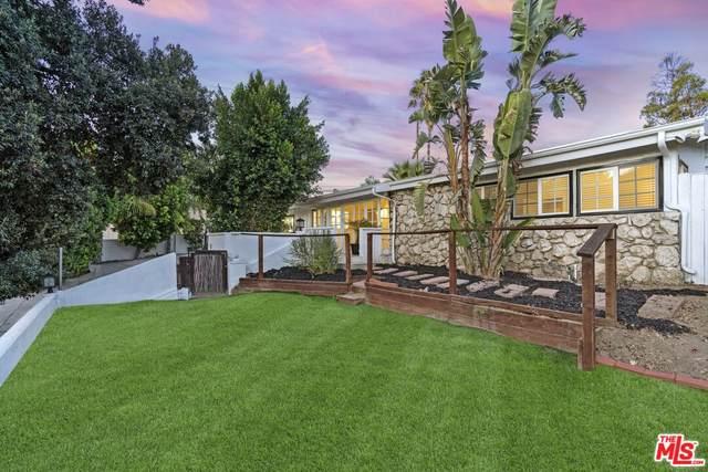 5016 Dunman Ave, Woodland Hills, CA 91364 (#21-797382) :: The Bobnes Group Real Estate