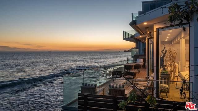 18964 Pacific Coast Hwy, Malibu, CA 90265 (#21-797458) :: The Bobnes Group Real Estate