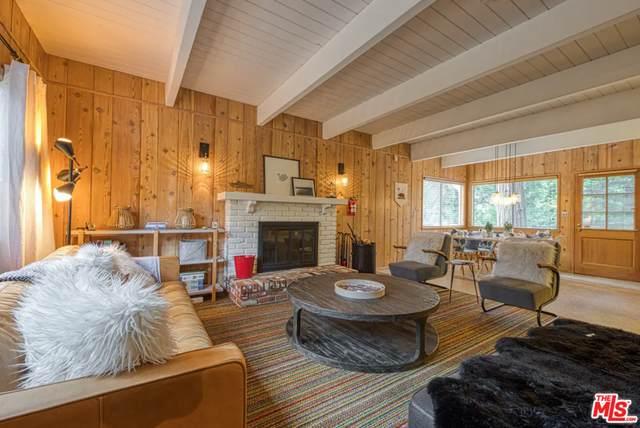 207 C Ln, Lake Arrowhead, CA 92352 (#21-797462) :: Montemayor & Associates