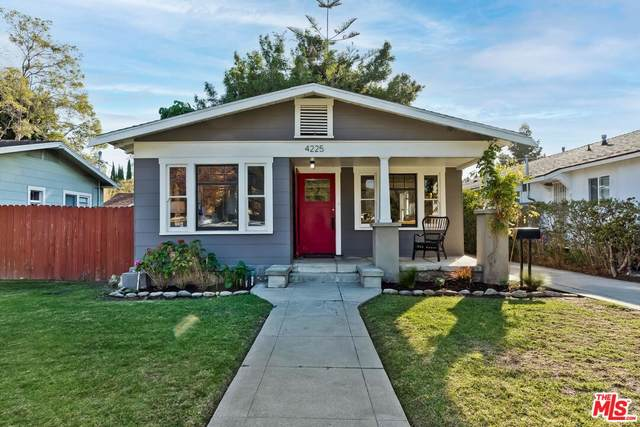 4225 Madison Ave, Culver City, CA 90232 (#21-797566) :: Berkshire Hathaway HomeServices California Properties
