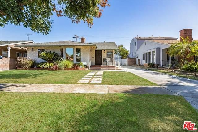 10430 Harvest Ave, Santa Fe Springs, CA 90670 (#21-797576) :: The Bobnes Group Real Estate