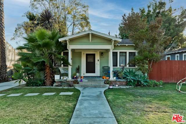 4231 Madison Ave, Culver City, CA 90232 (#21-797588) :: Berkshire Hathaway HomeServices California Properties