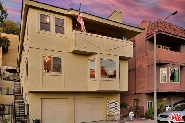 726 Ganymede Dr, Los Angeles, CA 90065 (#21-797596) :: The Grillo Group
