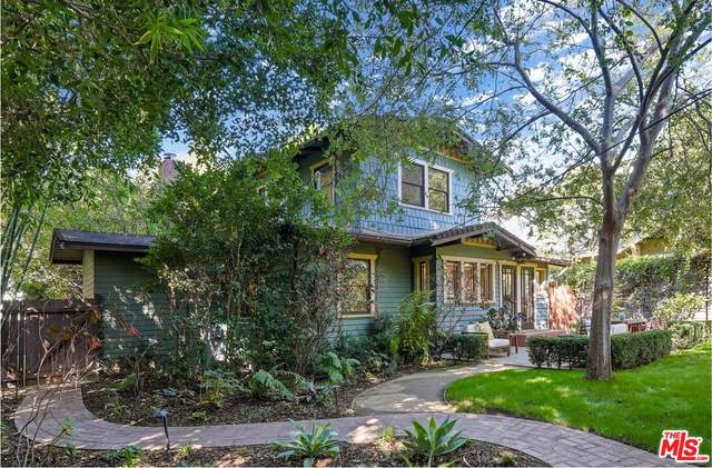 1924 Canyon Dr, Los Angeles, CA 90068 (#21-797604) :: The Grillo Group