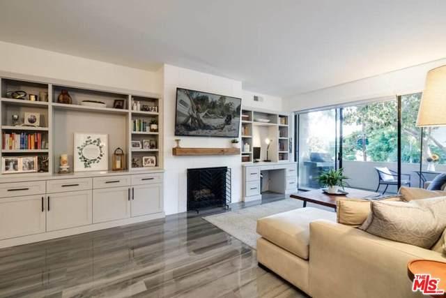 1505 S Bentley Ave #204, Los Angeles, CA 90025 (MLS #21-797624) :: Zwemmer Realty Group