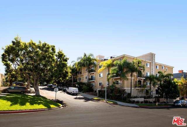 3401 S Bentley Ave #102, Los Angeles, CA 90034 (#21-797656) :: TruLine Realty