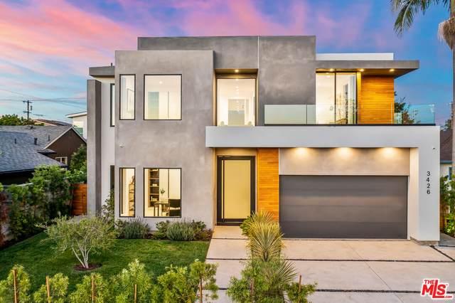 3426 Cabrillo Blvd, Los Angeles, CA 90066 (#21-797836) :: TruLine Realty