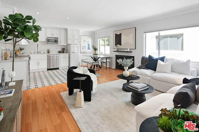 11639 Chenault St #406, Los Angeles, CA 90049 (#21-797844) :: Vida Ash Properties | Compass