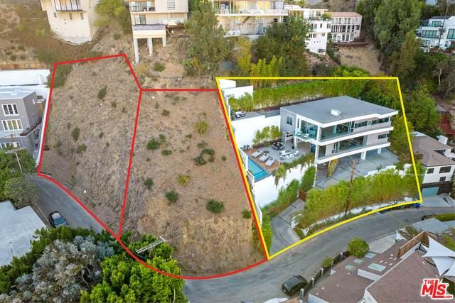 8621 Hollywood Blvd, West Hollywood, CA 90069 (#21-797970) :: Mark Moskowitz Team | Keller Williams Westlake Village