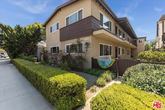 3745 S Centinela Ave, Los Angeles, CA 90066 (#21-797972) :: TruLine Realty