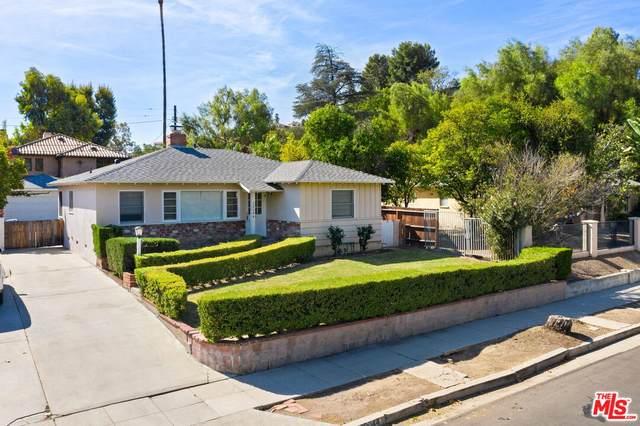 22044 Crespi St, Woodland Hills, CA 91364 (#21-798072) :: The Bobnes Group Real Estate