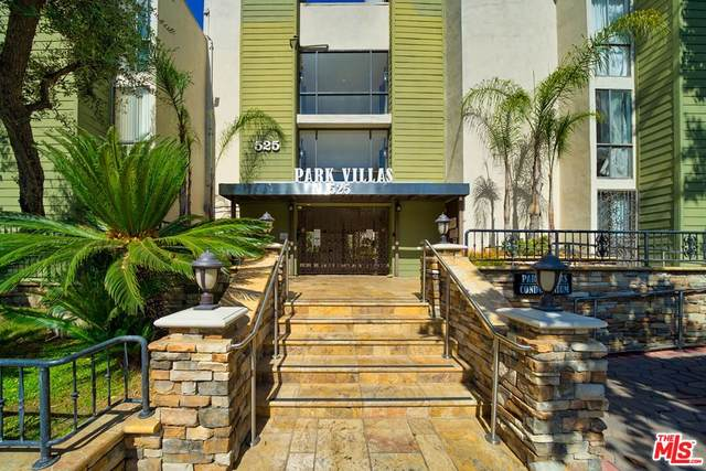 525 S Ardmore Ave #331, Los Angeles, CA 90020 (#21-798114) :: TruLine Realty