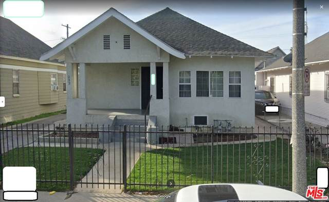 220 W 49Th St, Los Angeles, CA 90037 (MLS #21-798210) :: The John Jay Group - Bennion Deville Homes