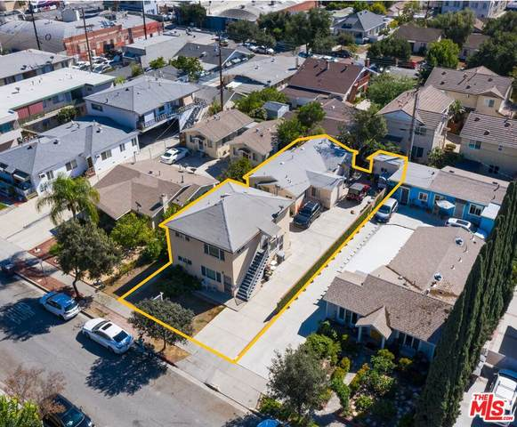 328 W Elk Ave, Glendale, CA 91204 (#21-798272) :: The Bobnes Group Real Estate