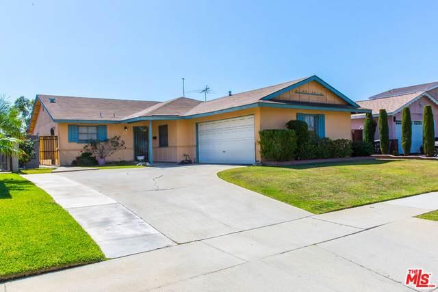 358 E Centerview Dr, Carson, CA 90746 (#21-798338) :: Vida Ash Properties | Compass