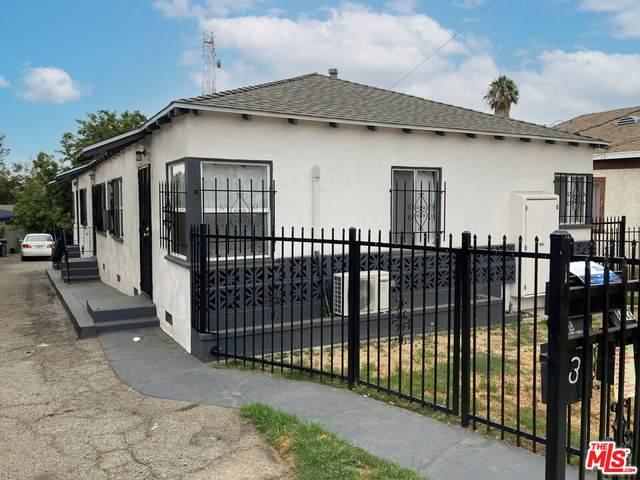 2118 Michigan Ave, Los Angeles, CA 90033 (#21-798356) :: Lydia Gable Realty Group