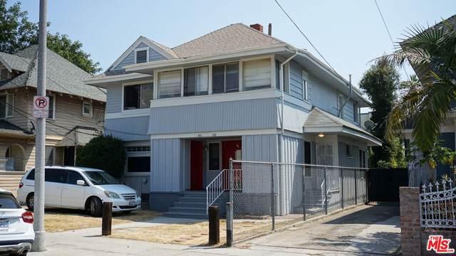 1416 Malvern Ave, Los Angeles, CA 90006 (MLS #21-798478) :: Zwemmer Realty Group