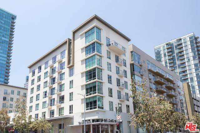 645 W 9th St #543, Los Angeles, CA 90015 (MLS #21-798500) :: Zwemmer Realty Group