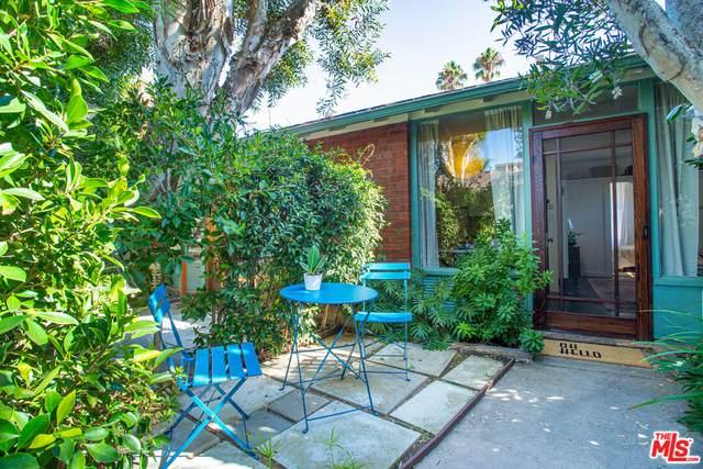 2025 Cloverfield Blvd A, Santa Monica, CA 90404 (MLS #21-798604) :: The John Jay Group - Bennion Deville Homes