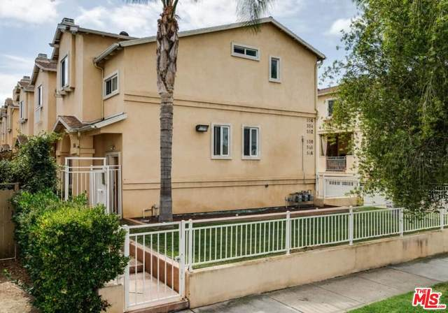 546 W Olive St, Inglewood, CA 90301 (#21-798656) :: Lydia Gable Realty Group