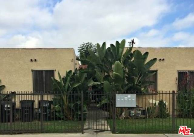 1135 E 67Th St, Los Angeles, CA 90001 (MLS #21-798786) :: Zwemmer Realty Group