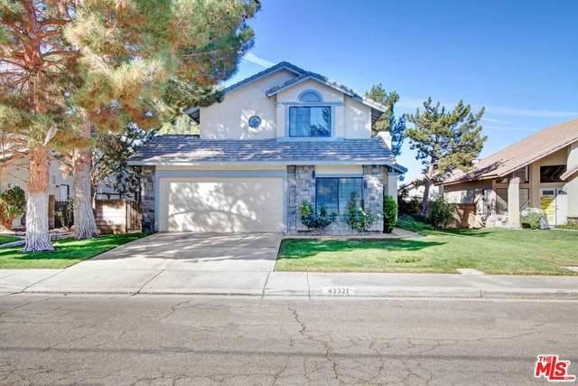 43321 Cottage Lane, Lancaster, CA 93536 (MLS #21-798800) :: Zwemmer Realty Group