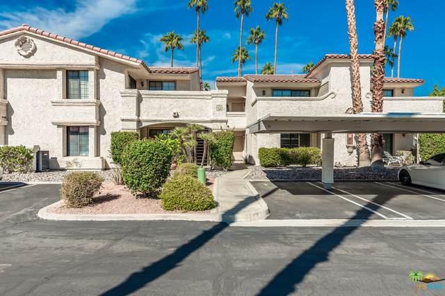 S Farrell Dr Q105, Palm Springs, CA 92264 (#21-799114) :: Mark Moskowitz Team | Keller Williams Westlake Village