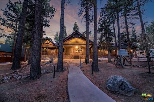 1968 Shady Ln, Big Bear, CA 92314 (#21-799984) :: The Bobnes Group Real Estate