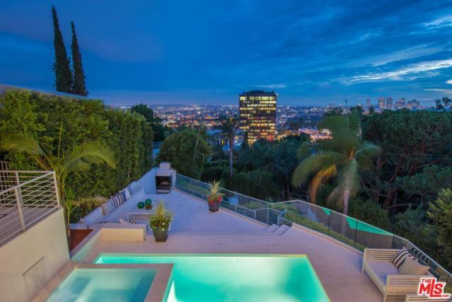 8954 St Ives Drive, Los Angeles (City), CA 90069 (#17245342) :: TBG Homes - Keller Williams