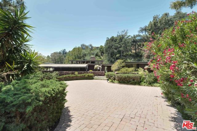 1061 Loma Vista Drive, Beverly Hills, CA 90210 (#17245202) :: TBG Homes - Keller Williams