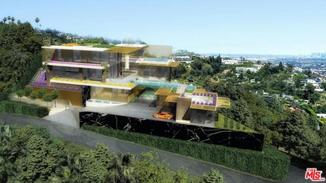 9301 Sierra Mar Drive, Los Angeles (City), CA 90069 (#17245390) :: TBG Homes - Keller Williams