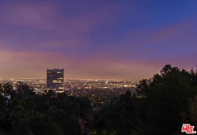 9400 Sierra Mar Drive, Los Angeles (City), CA 90069 (#17245552) :: TBG Homes - Keller Williams