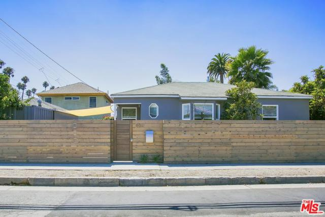 860 Amoroso Place, Venice, CA 90291 (#17261542) :: The Fineman Suarez Team