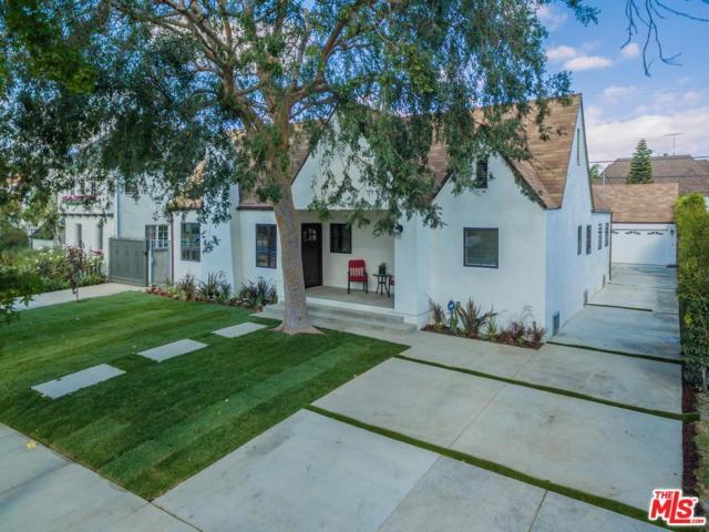 846 S Cloverdale Avenue, Los Angeles (City), CA 90036 (#17261570) :: TBG Homes - Keller Williams
