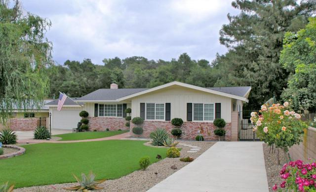 1494 Loma Drive, Ojai, CA 93023 (#217010129) :: RE/MAX Gold Coast Realtors