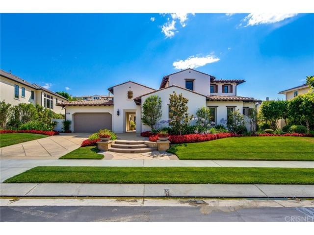 25540 Prado De Oro, Calabasas, CA 91302 (#SR17190302) :: TBG Homes - Keller Williams
