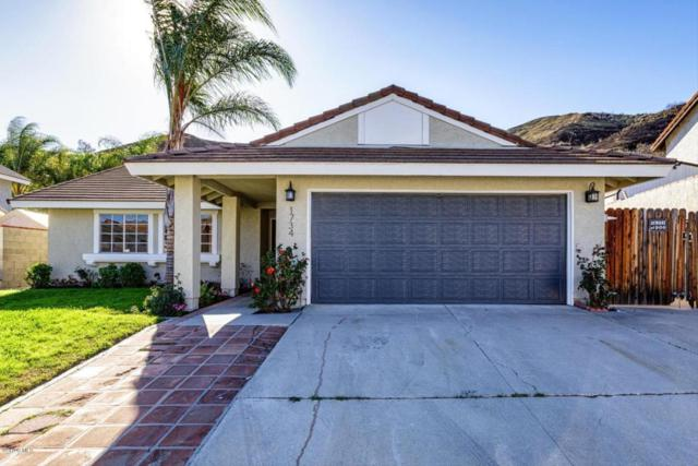 1734 Cherry Hill Road, Santa Paula, CA 93060 (#218001257) :: California Lifestyles Realty Group
