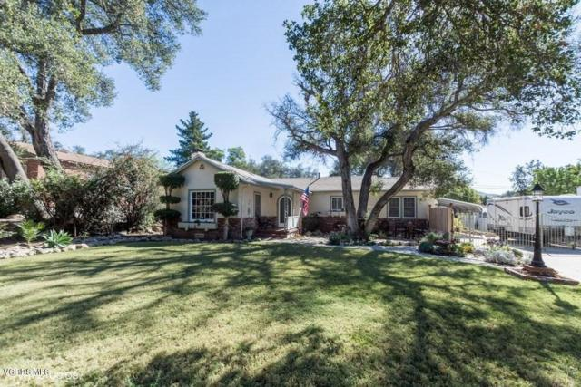 1204 Forest Drive, Santa Paula, CA 93060 (#218001277) :: California Lifestyles Realty Group