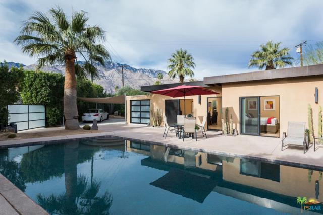 1109 N Sunrise Way, Palm Springs, CA 92262 (#18309932PS) :: The Fineman Suarez Team