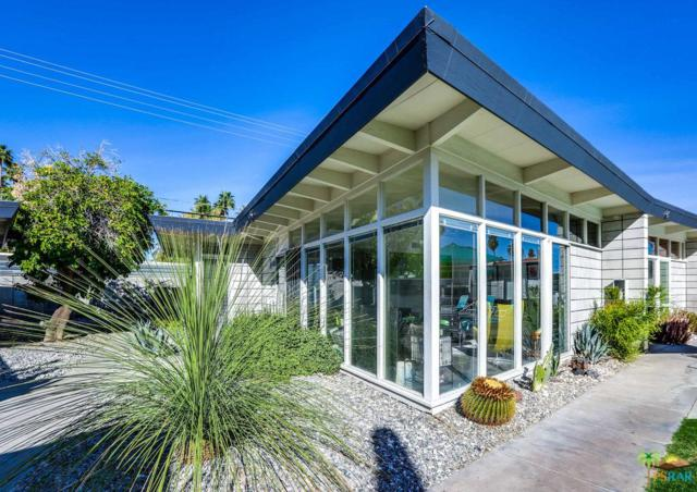 2244 E Tahquitz Canyon Way #5, Palm Springs, CA 92262 (#18308934PS) :: The Real Estate Offices of Talbot and Watson