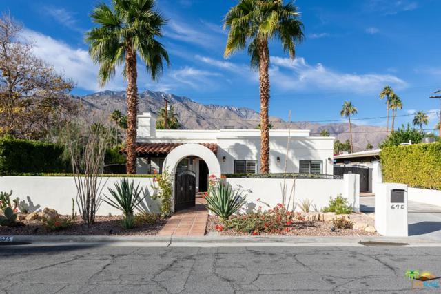 675 N Plaza Amigo, Palm Springs, CA 92262 (#18418032PS) :: TruLine Realty