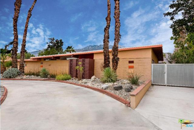 2957 N Cerritos Road, Palm Springs, CA 92262 (#18417204PS) :: Fred Howard Real Estate Team