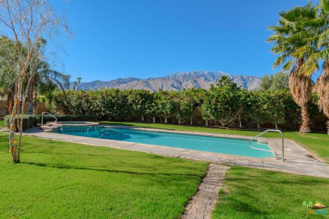 2333 N Farrell Drive, Palm Springs, CA 92262 (#19418120PS) :: Fred Howard Real Estate Team