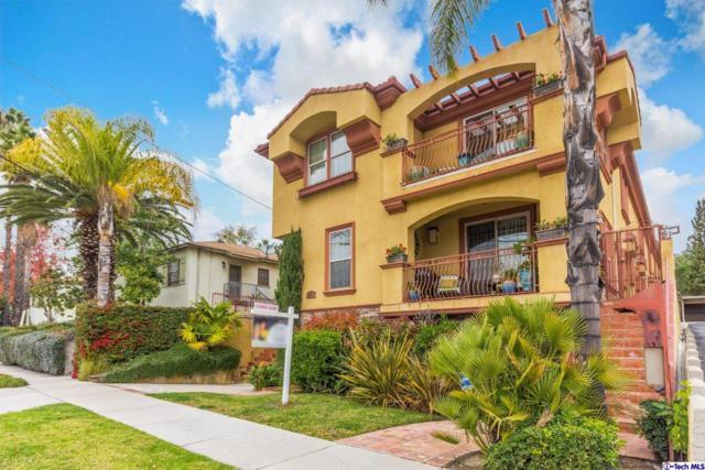 2505 Montrose Avenue #105, Montrose, CA 91020 (#319000015) :: Fred Howard Real Estate Team