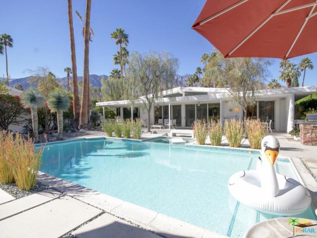 1549 E Lobo Way, Palm Springs, CA 92264 (#18418102PS) :: Desti & Michele of RE/MAX Gold Coast